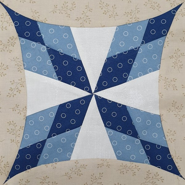 chimney swallow block quilting pattern