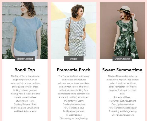 fit to flatter dressmaking patterns