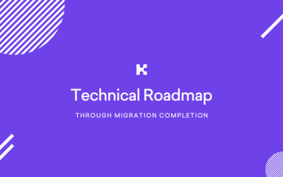 Technical Roadmap Through Migration Completion