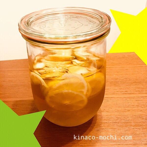 レモン酢 作り方 レシピ