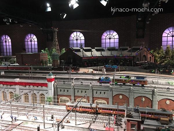 原鉄道模型博物館 トーマス イベント スペシャルギャラリー ジオラマ