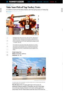 runners world top turkey trot