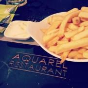 Aquarel - frites