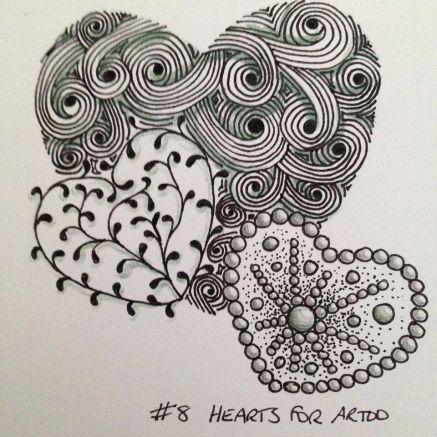 08 Hearts For Artoo