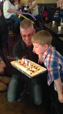 Seventh Birthday