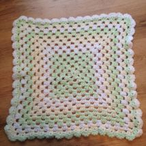 Small Snuggly Blanket 1