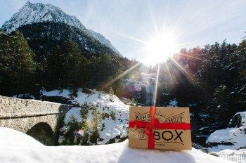 Kinda Box Noël 2016 par Kinda Break