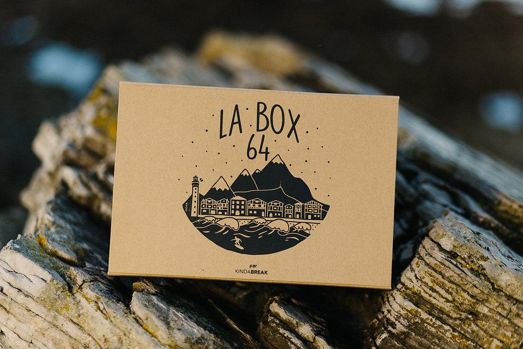 Box 64 illustrée par Oona Seguin