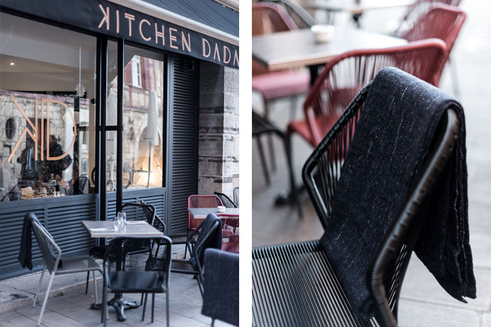 Restaurant Kitchen Dada à Bayonne