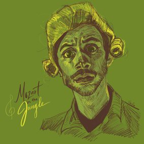Mozart in the Jungle - Gael Garcia Bernal