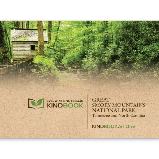 kindbook horizontal smoky mountains