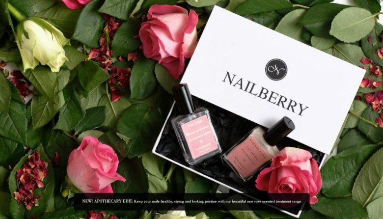 nail berry manicure set image