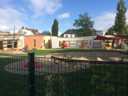 Dessau: Kindertagesstätte Apfelblüte