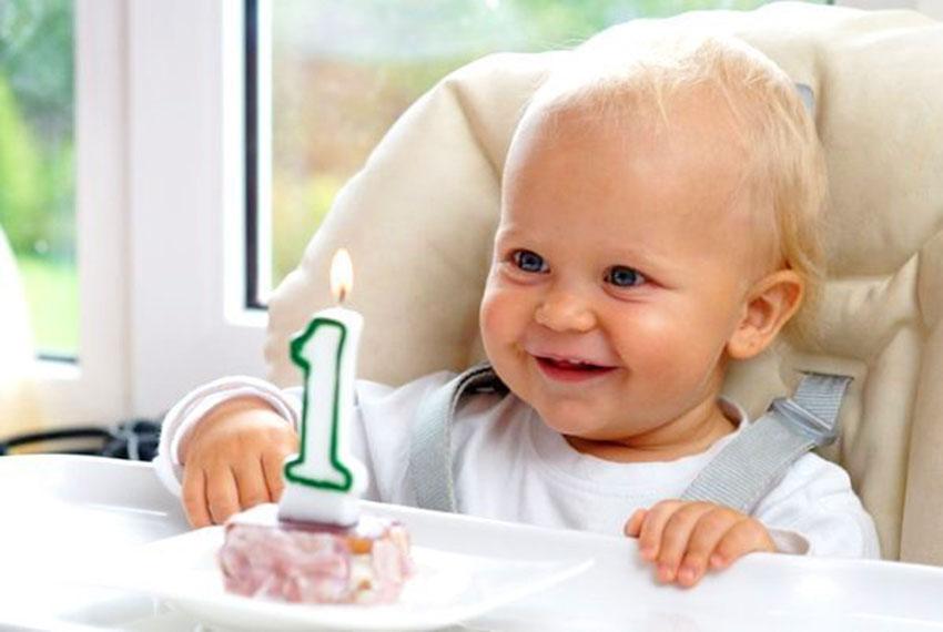 Развитие ребенка в 1 год - 1