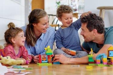 Эмоциональные игры для детей и родителей - 14