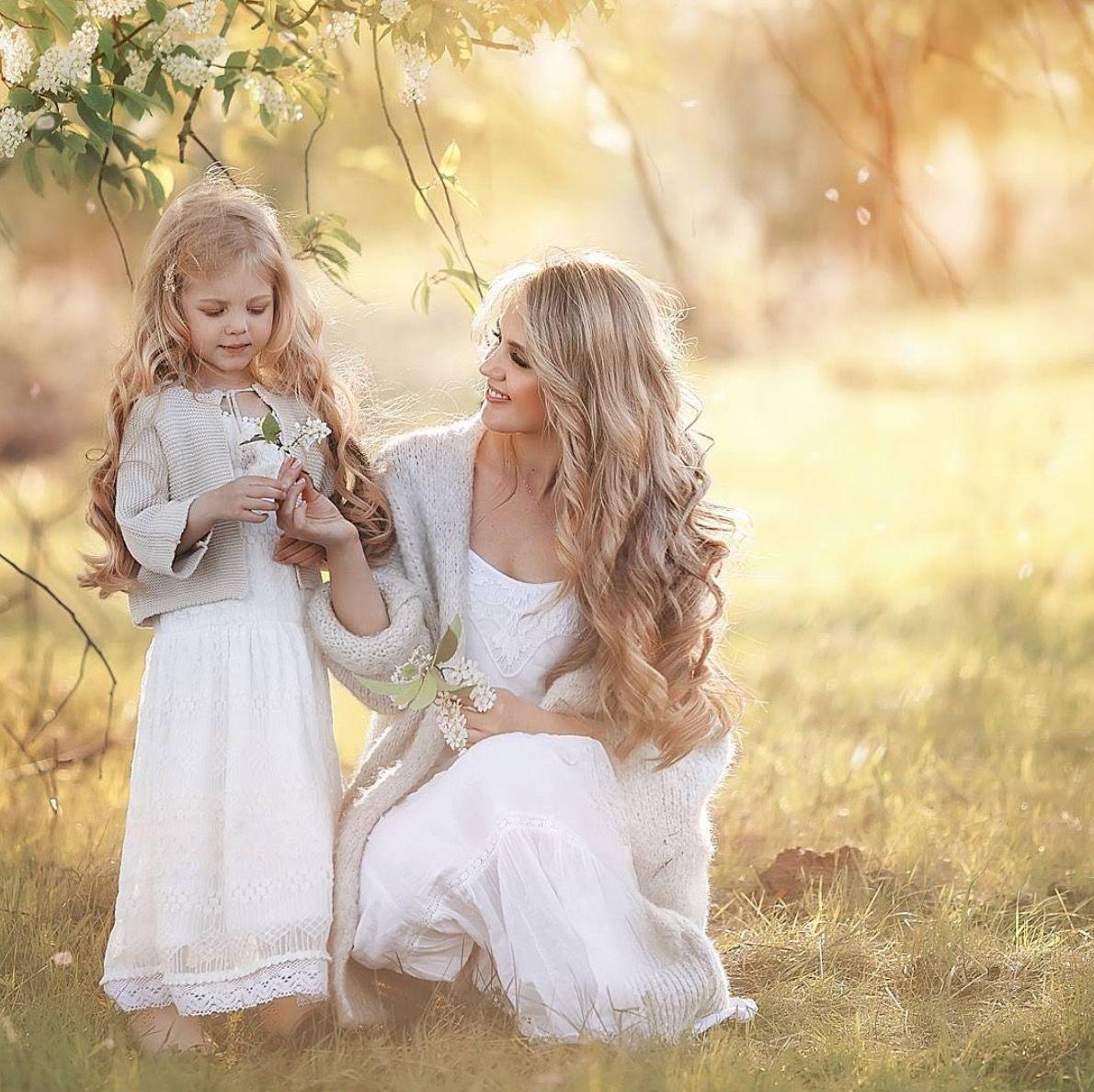 Влияние матери на мнение дочери о красоте - 1