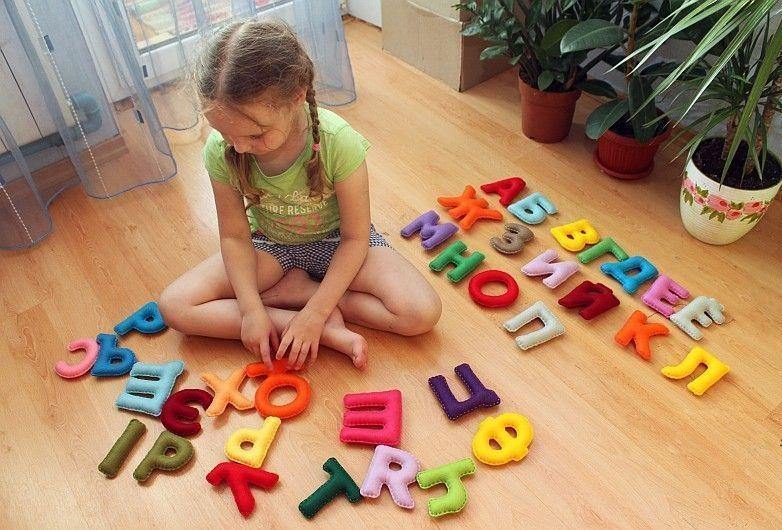 От А до Я: помогаем ребёнку выучить алфавит - 1