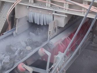 Conveyor Transfer Point