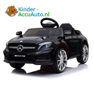 Mercedes GLA45 AMG Kinderauto Zwart 1