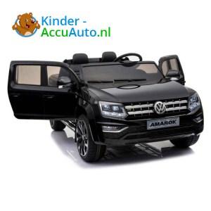 Volkswagen Amarok Kinderauto Zwart 1