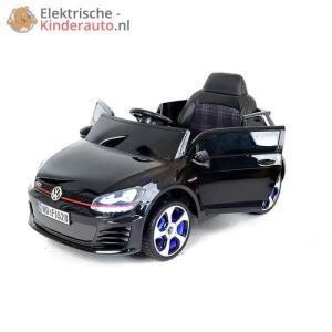 Volkswagen Golf GTI Kinderauto Zwart 1
