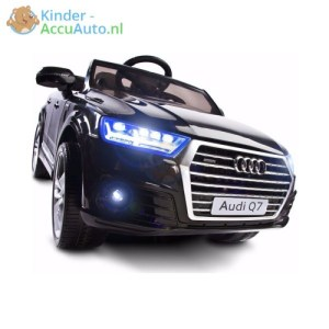Kinder Accu Auto Audi Q7 update zwart 1