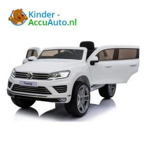 Volkswagen Touareg Kinderauto Wit 1