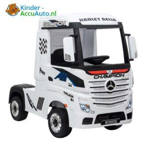 Mercedes Actros Wit Kinder Vrachtwagen 1