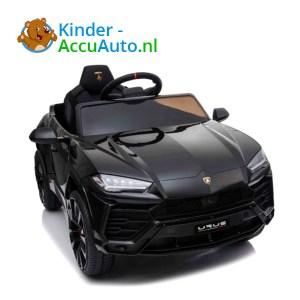 Lamborghini Urus Zwart Kinderauto 1