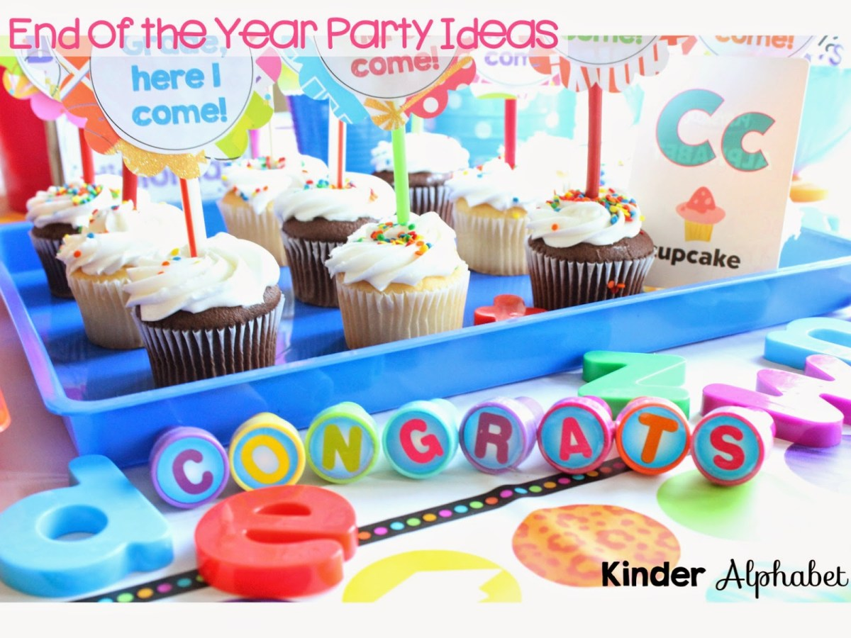 End of the Year Party Ideas 2