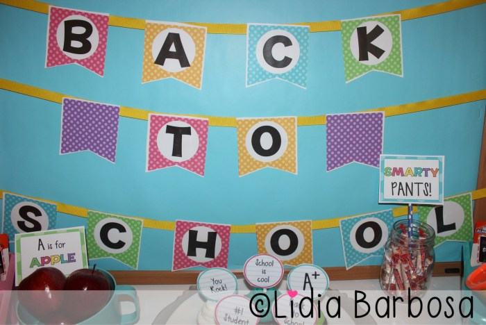 back to school party lidia barbosa 3
