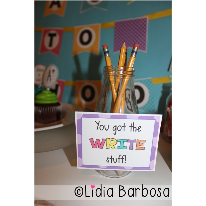 back to school party lidia barbosa 9