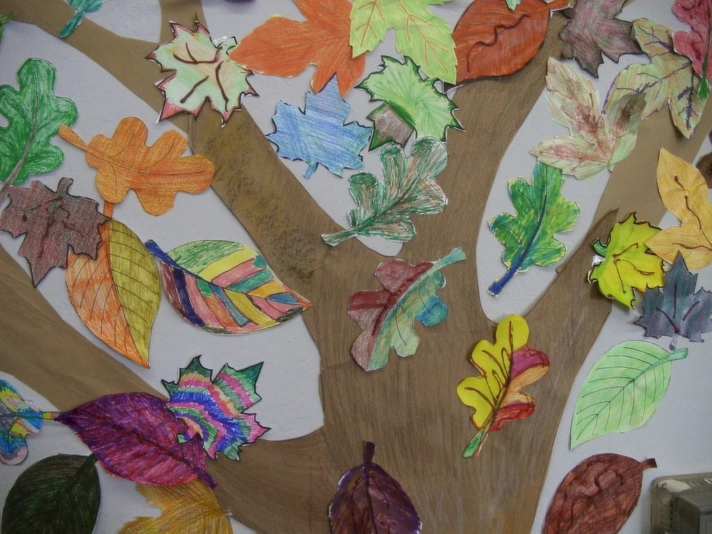 Leaf By Leaf Cooperative Art