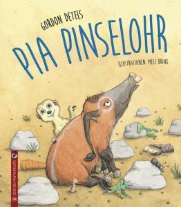 Pia Pinselohr ein Bilderbuch ab 5 Jahren