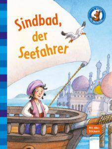 Bücherbär von Arena Kinderbuchverlag, 2. klasse, Klassiker für Erstleser, Sindbad der Seefahrer