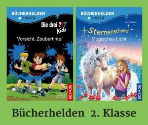 Bücherhelden, Kosmos Verlag, 2. Klasse