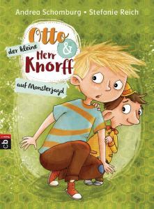 Otto und der kleine Herr Knorff Band 2, Vorlesebuch ab 6 Jahren