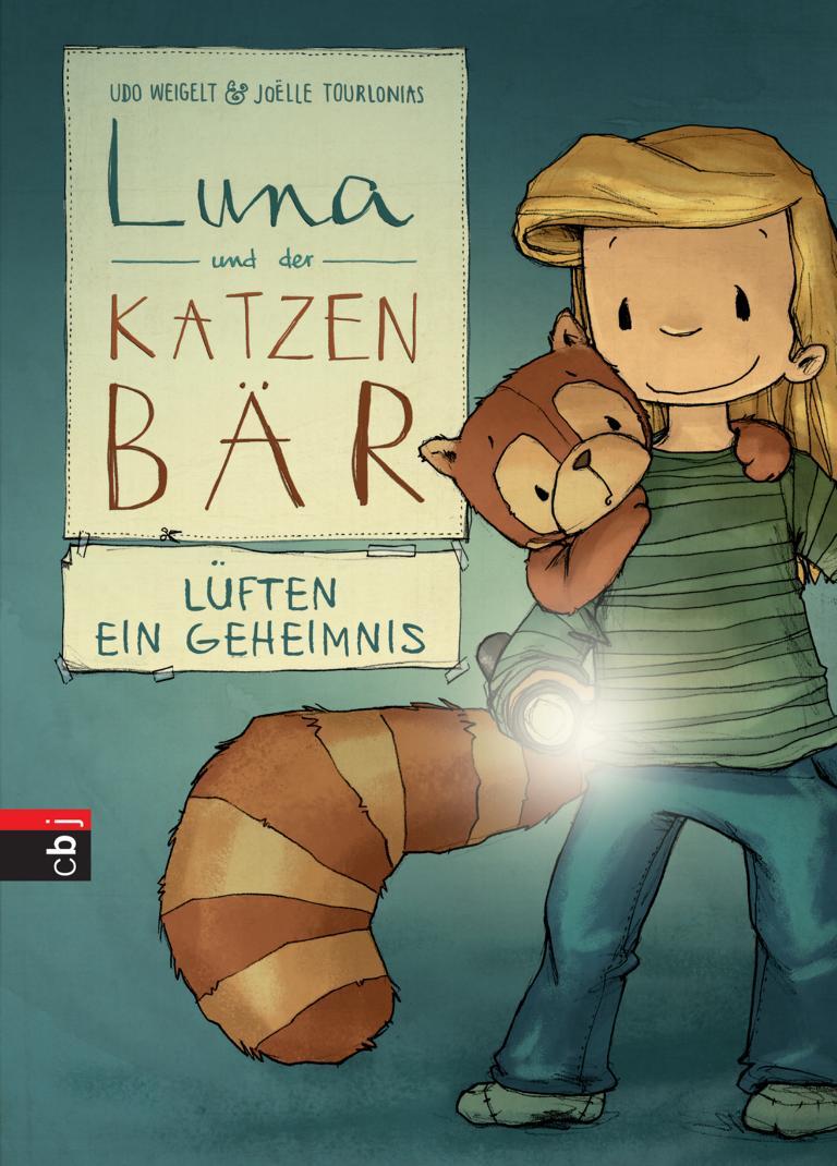 Luna und der Katzenbär ein Kinderbuch zum Vorlesen