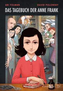Anne frank Comic, Anne FRank Graphic Novel, Tagebuch Anne Frank als Comic