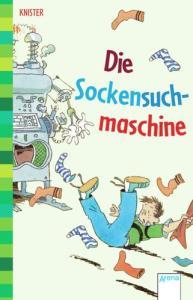 Kinderbuch Die Sockensuchmaschine