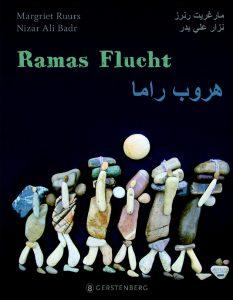 Ramas Flucht Kinderbuch über Flucht und Migration, Fluchtgeschichte