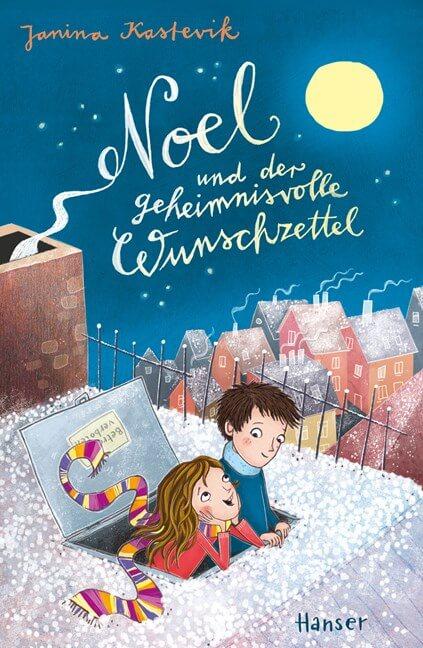 Noel und der geheimnisvolle Wunschzettel ist ein Kinderbuch in der Weihnachtszeit mit einem Jungen, der einen besonderen Wunschzettel findet