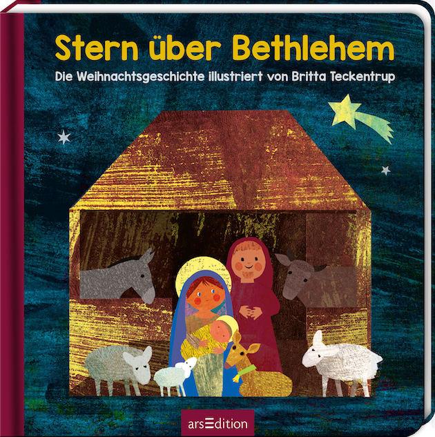 Weihnachtsgeschichte für Kleinkinder ab 2 Jahren