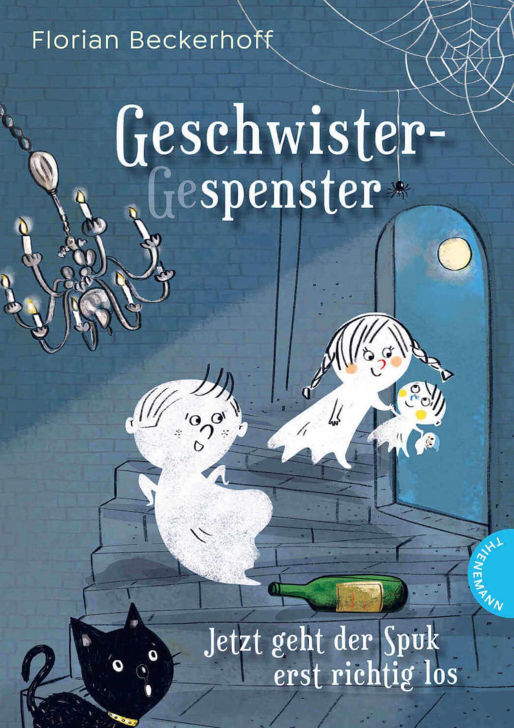 Kinderbuch Gespenster zum Vorlesen ab 6 Jahren