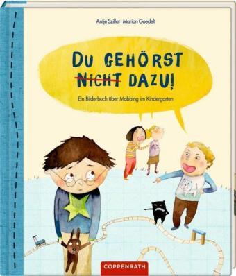 Bilderbuch über Mobbing im Kindergarten