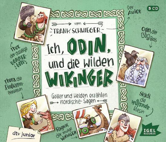 Ich, Odin und die wilden Wikinger