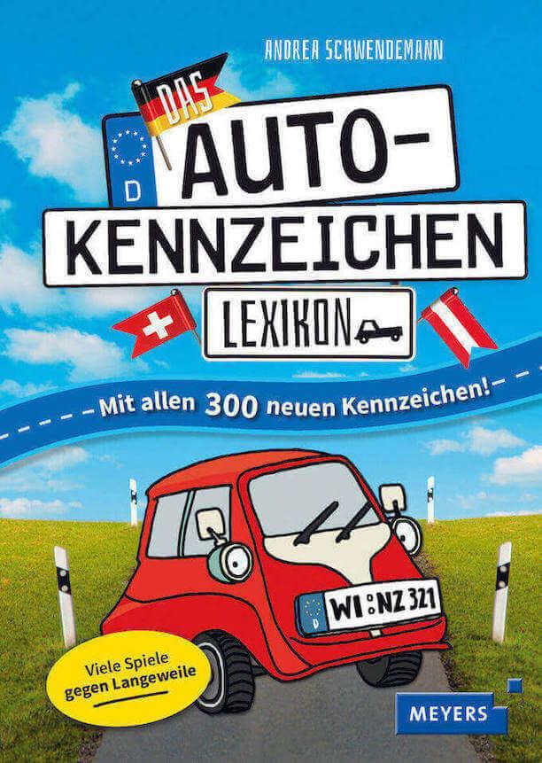 Das Autokennzeichen Lexikon – für Kinder