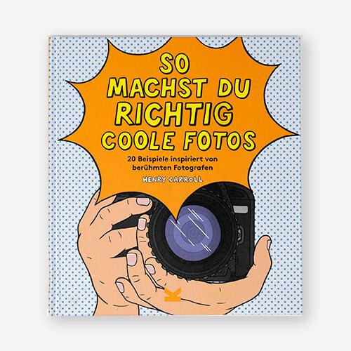 Buch Fotografieren lernen für Kinder