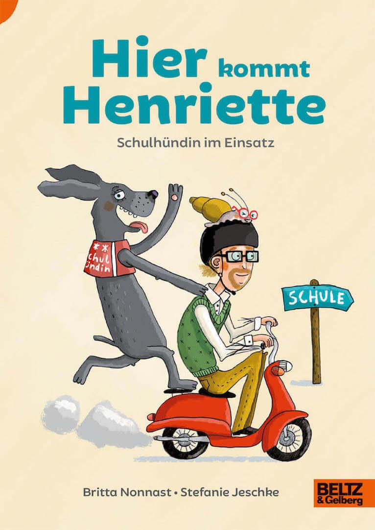 Kinderbuch Schulhund