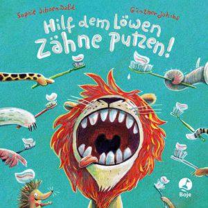 lustiges Mitmachbuch für Kinder ab 2 Jahren zum Zähneputzen
